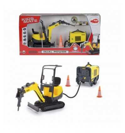 fordon med elektrisk generator 203826009 Simba Toys- Futurartshop.com