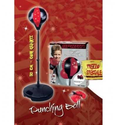 punching bag with gloves child 532384 Grandi giochi- Futurartshop.com