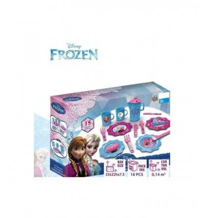 frozen 14 tea accessories set DIS-8705 Grandi giochi- Futurartshop.com