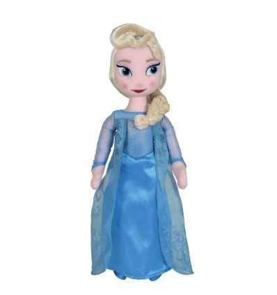Elsa en peluche Disney 40 cm GG01140 Grandi giochi- Futurartshop.com