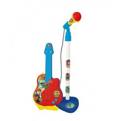 Paw patrol auction guitar and microphone GG00880(2510) Grandi giochi- Futurartshop.com