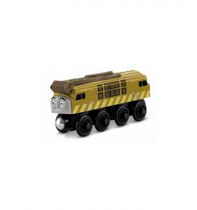 Mattel train moyen Y4076 de chemin de fer en bois Y4076 Mattel- Futurartshop.com