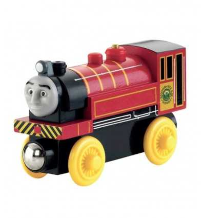 Mattel tren Victor Y4080 de ferrocarril de madera pequeño Y4080 Mattel- Futurartshop.com