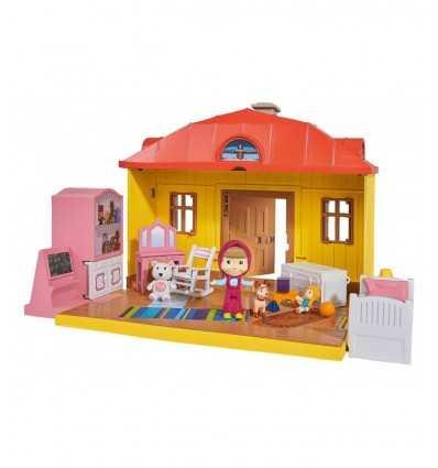 Masha House Spielset mit Figur masha 109301633 Simba Toys- Futurartshop.com