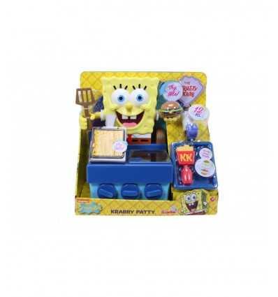 スポンジボブ料理 krabby パティ 109493085 Simba Toys- Futurartshop.com