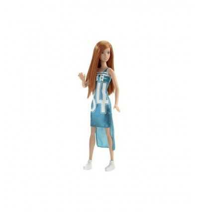 バービー ファッショニスタ グラム グリーン ドレス スポーツ友達 DGY54/DGY63 Mattel- Futurartshop.com