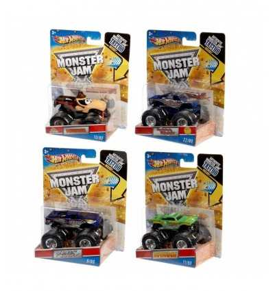 Mattel Hot Wheels 21572 monster jam 1,64 21572 Mattel- Futurartshop.com