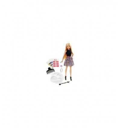 バービー着色ヘアスタイル DHL90-0 Mattel- Futurartshop.com