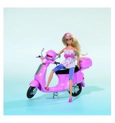 tamaño de Amour 45 delantal rosados 2 años