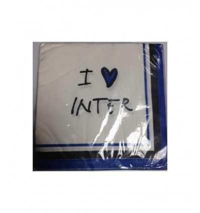 serviettes de table en partie 16 inter Nemesi- Futurartshop.com