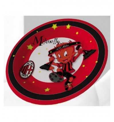 8 cm 20 Mailand party Gerichte Nemesi- Futurartshop.com