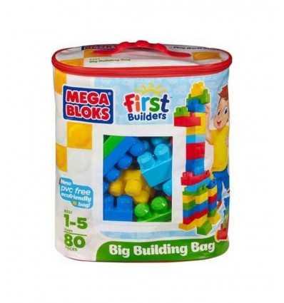 mega sac Eco maxi bloks briques 80 43123 Mega Bloks- Futurartshop.com