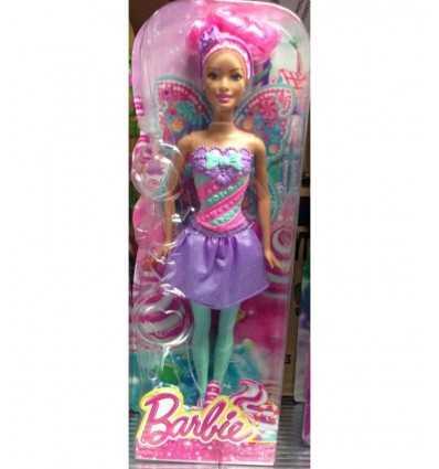 Barbie Fee mit rosa Haaren DHM50/DHM51 Mattel- Futurartshop.com