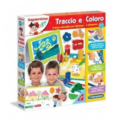 traccio e coloro 13353 Clementoni-Futurartshop.com