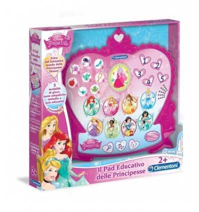 almohadilla educativos de princesas de Disney 12051 Clementoni- Futurartshop.com
