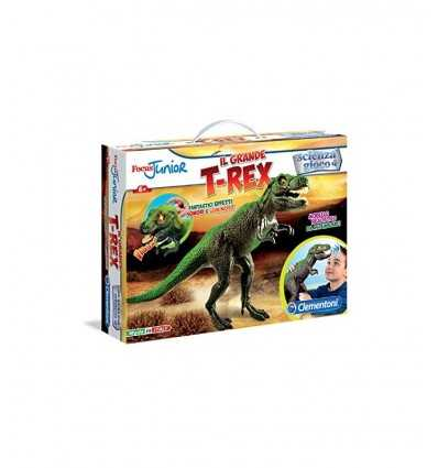 junior se concentrer le grand t-rex 13938 Clementoni- Futurartshop.com
