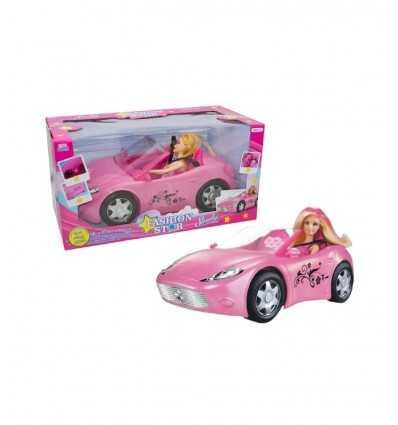 Auto mit Puppe 431208 Grandi giochi- Futurartshop.com