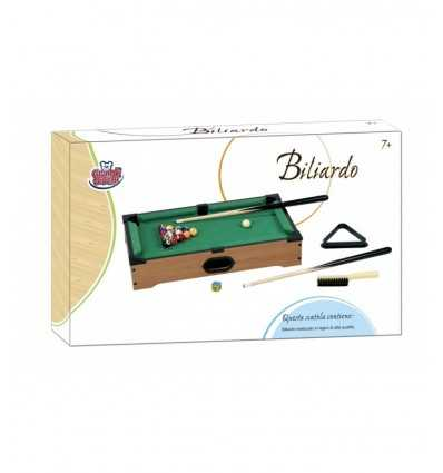 Table de billard billard en bois GG95010 Grandi giochi- Futurartshop.com
