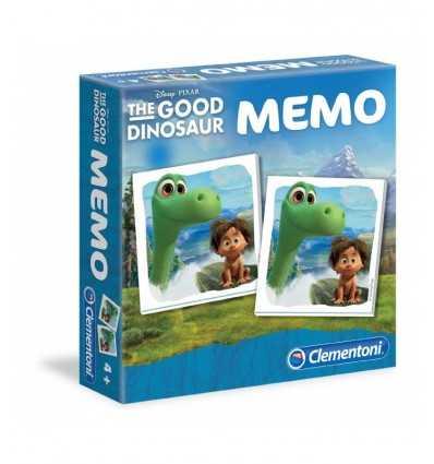 Memo spel bra dinosaurie 13445 Clementoni- Futurartshop.com