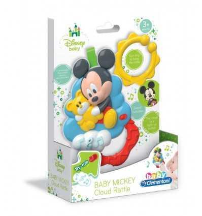 電気雲マウス ガラガラ 14978 Clementoni- Futurartshop.com
