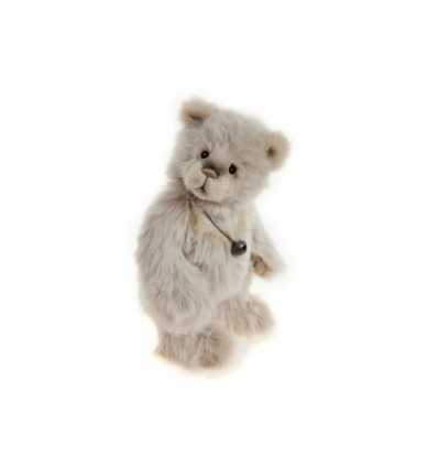 Charlie ours peluche ours blanc mabel CB151536 - Futurartshop.com