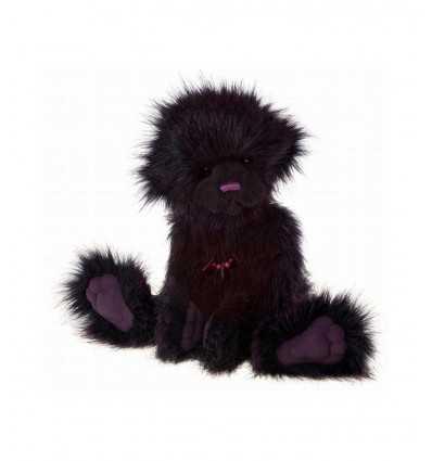 Charlie bears plysch svart hund mysterium CB140030A Charlie Bears- Futurartshop.com