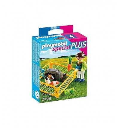 Playmobil barnet med marsvin 4794 Playmobil- Futurartshop.com