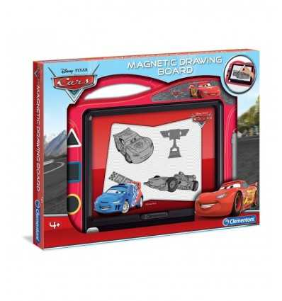 cars lavagna magnetica 15998 Clementoni-Futurartshop.com