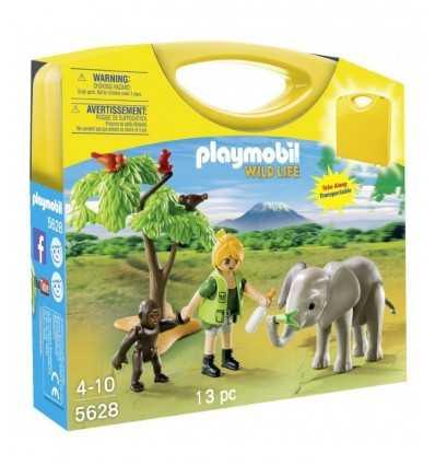 ブリーフケース プレイモービル動物園サファリ 5628 Playmobil- Futurartshop.com