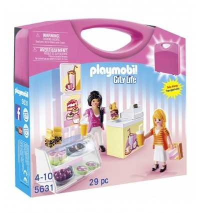 プレイモービル菓子ケース 5631 Playmobil- Futurartshop.com