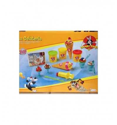 Looney tunes gelateria plastilina GG76013 Grandi giochi- Futurartshop.com
