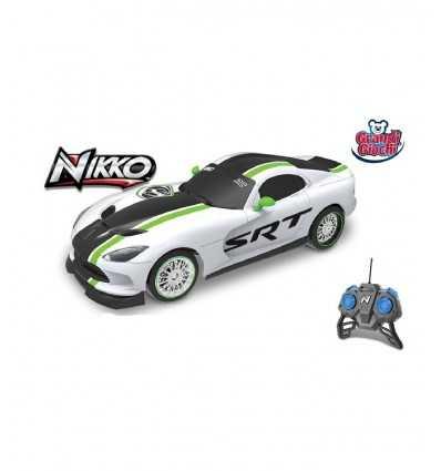 Nikko dodge viper radio control vehicle GG03066 Grandi giochi- Futurartshop.com