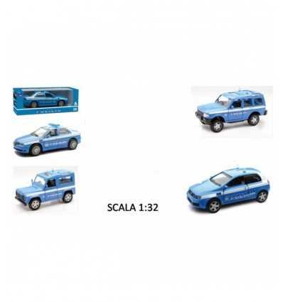 police car vehicle models range 50983I NewRay- Futurartshop.com