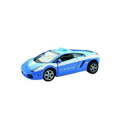 Lamborghini Gallardo Polizei Fahrzeug 50983 NewRay- Futurartshop.com