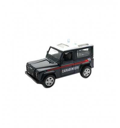 Fahrzeug Auto Carabinieri Land Rover defender 56013 NewRay- Futurartshop.com