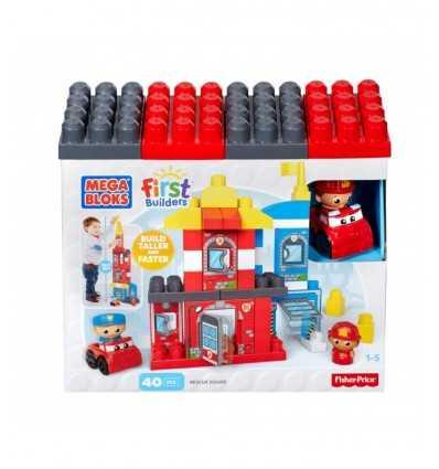 Polizei und Feuerwehr mit Rettungswagen Kader CNG25 Mattel- Futurartshop.com