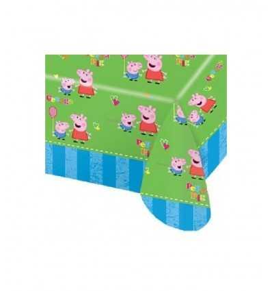 Mantel PVC 120 x 180 Peppa Pig CMG190977 CMQ190977 Como Giochi - Futurartshop.com