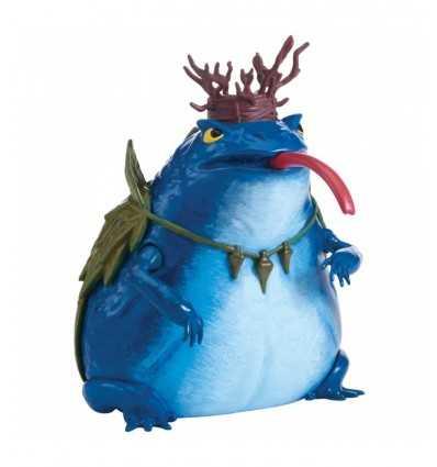 atilla カエルのキャラクター忍者タートルズします。 TUA24111/90576 Giochi Preziosi- Futurartshop.com