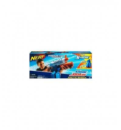 Hasbro Nerf Soa Arctic Shock Medium Blaster A1748E240 Hasbro- Futurartshop.com