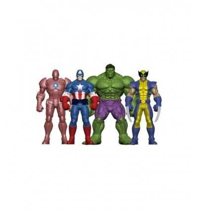 Hasbro figurines Iron man attaquants Vengeurs A18922E270 A18922E270 Hasbro- Futurartshop.com
