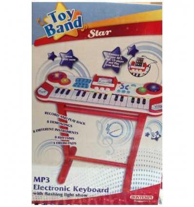 Elektronische Tastatur mit Beleuchtung Bontempi- Futurartshop.com