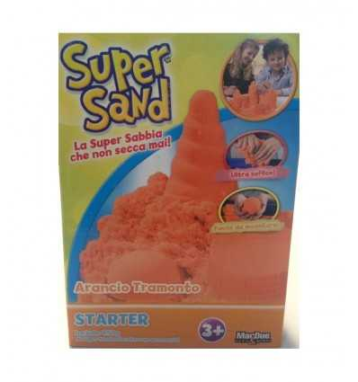 Super Sand Starter Set teller Orange Mac Due- Futurartshop.com