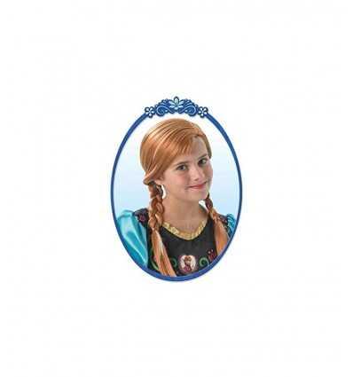 peluca de carnaval de Anna IT36172 Como Giochi - Futurartshop.com