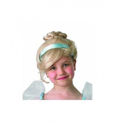 Cinderella wig Carnival IT52738 Como Giochi - Futurartshop.com