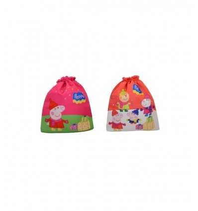 Peppa pig lot carries gifts 2 models 133757 Accademia- Futurartshop.com