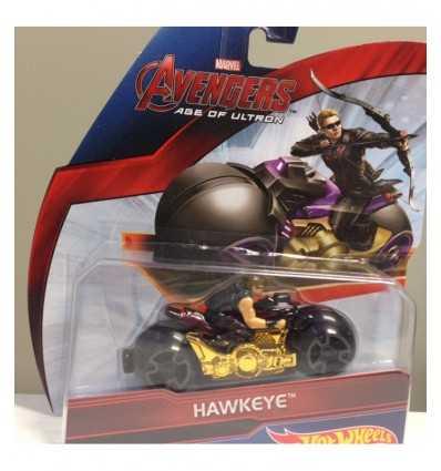 hot wheels avengers moto da corsa hawkeye CDM36/CDM39 Mattel-Futurartshop.com