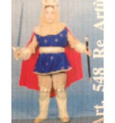 King Arthur cosume 5-6 lat - Futurartshop.com