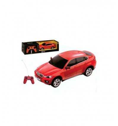BMW X6 1/24 R/C 05475 63051 Nikko- Futurartshop.com