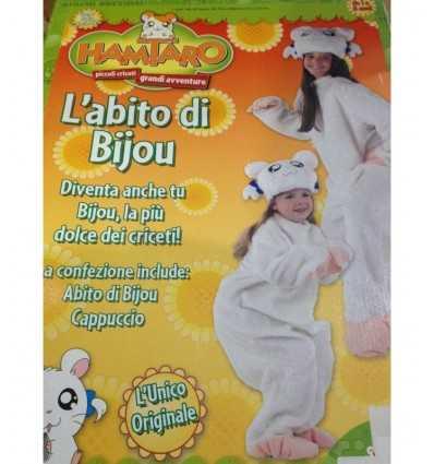 costume criceto bijou 5-6 anni Giochi Preziosi-Futurartshop.com