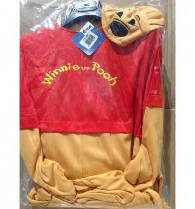 Winnie pooh capuche costume Dima- Futurartshop.com